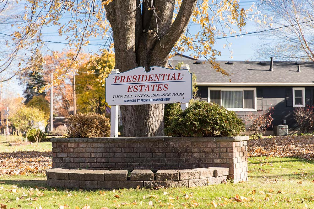 Presidential Estates Apartments for rent in Rochester NY